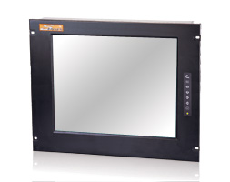 Senses rackmount display